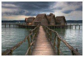 дом на воде