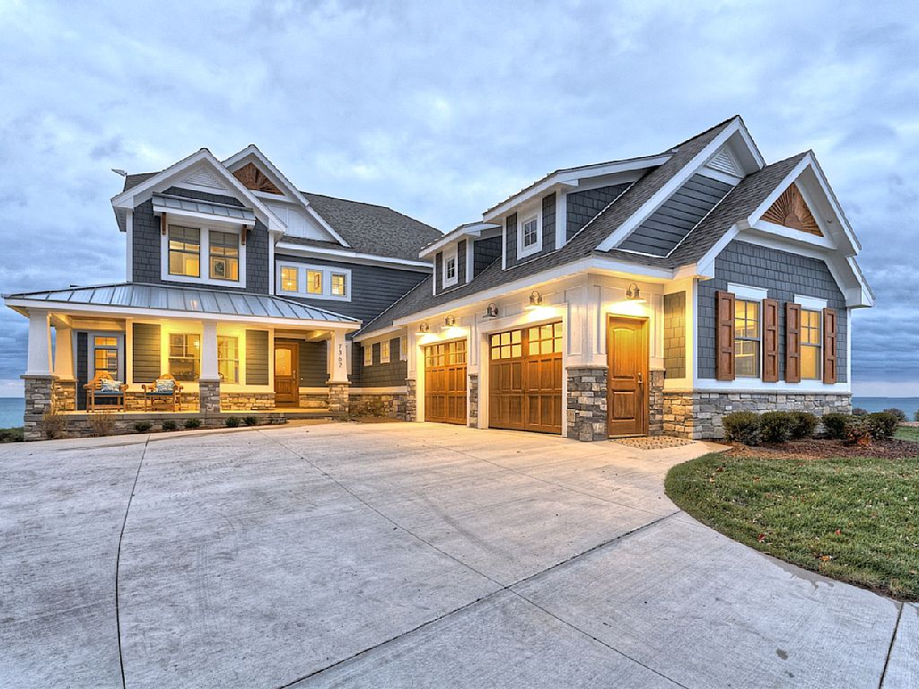 52 aec project for Dream homes in michigan