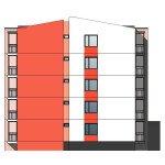 Выполненные проекты - проект многоквартирного дома