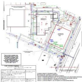 Выполненные проекты - ППР на монтаж наружных стей