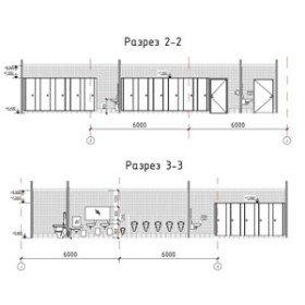 Выполненные объекты - проект капитального ремонта Икеи