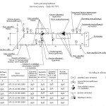 схема подогрева воздуха для системы вентиляции