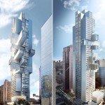 новинки архитектуры в высотном строительстве