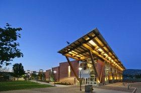 общественное здание современная архитектура