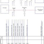 Проект автоматизации инженерных систем - схема 1 аов