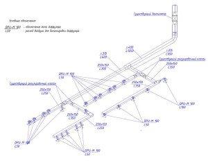 Проектирование реконструкции зоны санузлов - проектирование вентиляции