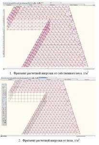Расчет строительных конструкций здания - схема 3
