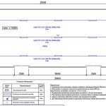 Проектирование модульного павильона (временное здание) - электроосвещение
