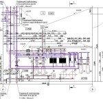 проектирование тепловых пунктов, план центрального теплового пункта