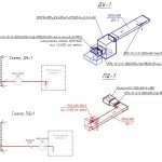 Противодымная вентиляция, схема системы дымоудаления