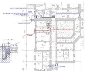 система дымоудаления - план системы дымоудаления