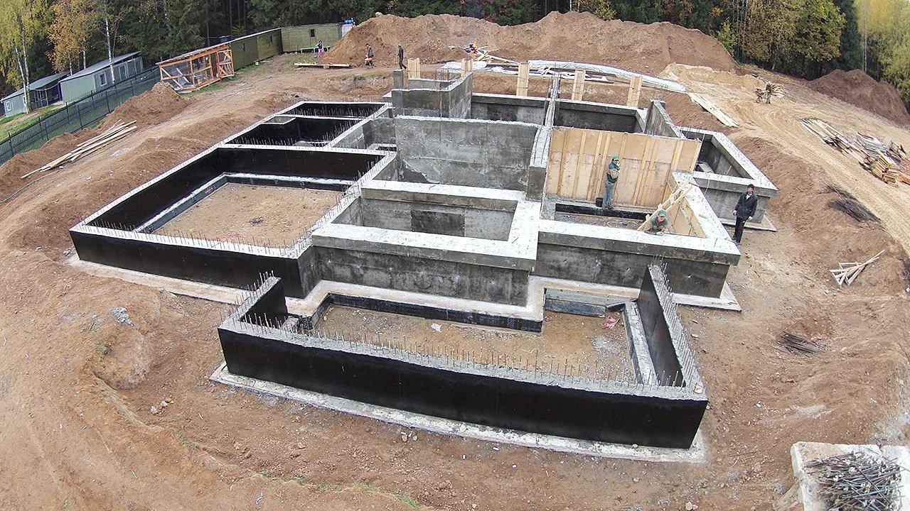 Архитектурное проектирование участка