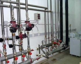 проектирование водоснабжения канализации