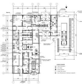 Технологическое проектирование, производственное здание ЯНАО
