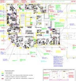 Технологическое проектирование , медицинский центр г. Москва