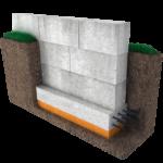 фундамент спб из сборных блоков ленточный
