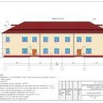 проект капитального ремонта здания