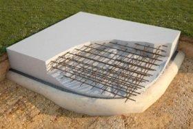 фундаментная плиты под ключ