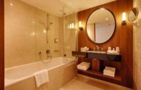 Реконструкция гостиницы ванная