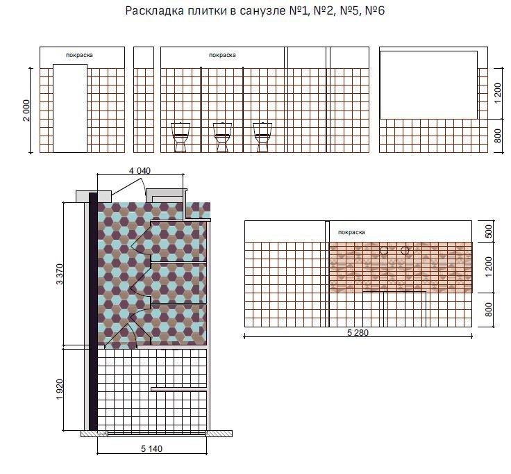 Перепланировка здания: проект