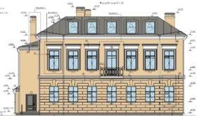 Обследование несущих стен здания