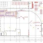 Проектирование реконструкции зоны санузлов. Проектное бюро в Санкт-Петербурге