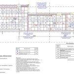 Проектирование реконструкции зоны санузлов - электроосвещение