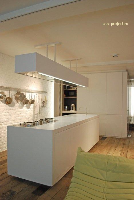 Проект перепланировки жилого помещения