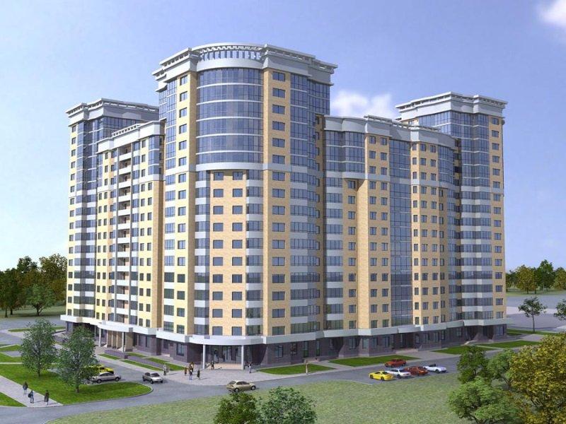Архитектурное проектирование жилых зданий